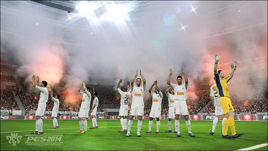 Videogioco Pro Evolution Soccer 2014 (PES) PlayStation3 3