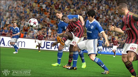 Videogioco Pro Evolution Soccer 2014 (PES) PlayStation3 6