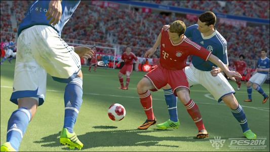 Videogioco Pro Evolution Soccer 2014 (PES) PlayStation3 8