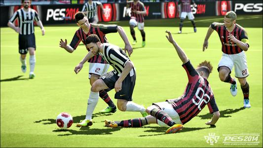 Videogioco Pro Evolution Soccer 2014 (PES) PlayStation3 9