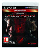 Videogiochi PlayStation3 Metal Gear Solid V: The Phantom Pain Day One Edition