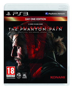 Videogioco Metal Gear Solid V: The Phantom Pain Day One Edition PlayStation3