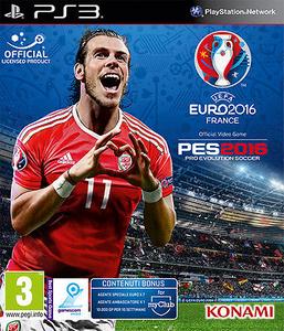 Videogioco UEFA Euro 2016 (include PES 2016) PlayStation3 0