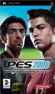 Videogioco Pro Evolution Soccer 2008 Sony PSP 0