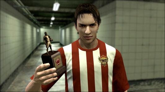 Videogioco Pro Evolution Soccer 2009 Sony PSP 4
