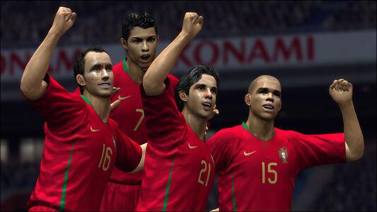 Videogioco Pro Evolution Soccer 2009 Sony PSP 6