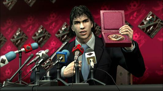 Videogioco Pro Evolution Soccer 2009 Sony PSP 9