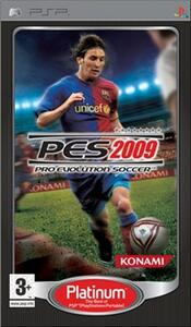 Pro Evolution Soccer 2009 - 2