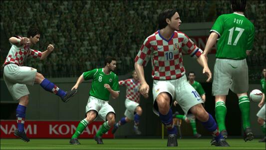 Pro Evolution Soccer 2009 - 8