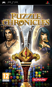 Videogioco Puzzle Chronicles Sony PSP 0