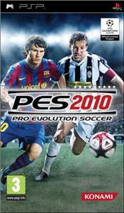 Videogioco Pro Evolution Soccer 2010 Sony PSP 0