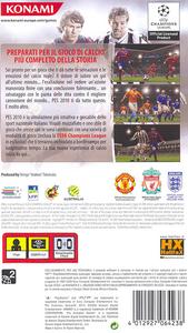 Videogioco Pro Evolution Soccer 2010 Sony PSP 1