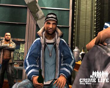 Crime Life. Gang Wars - 4