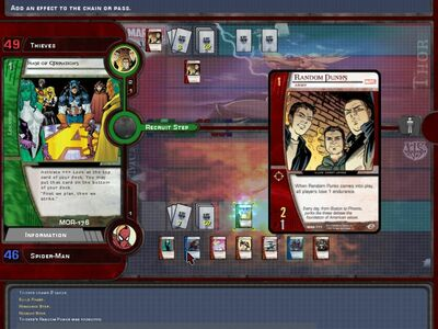Videogioco Marvel Trading Card Game Personal Computer 1