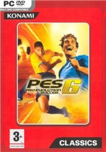Videogioco Pro Evolution Soccer 6 Classic Personal Computer 0