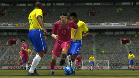 Pro Evolution Soccer 2008 - 8