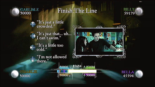 Videogioco Scene It? Twilight Personal Computer 7