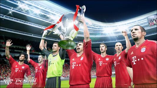 Videogioco Pro Evolution Soccer 2014 (PES) Personal Computer 2