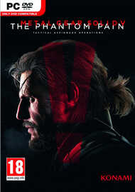 Videogiochi Personal Computer Metal Gear Solid V: The Phantom Pain Day One Edition