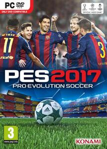 PES 2017 Pro Evolution Soccer - PC