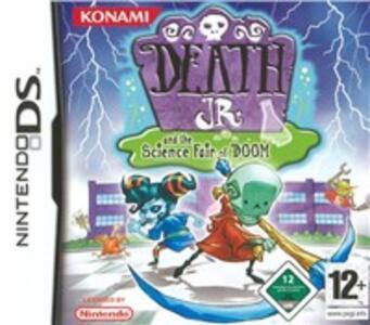 Death Jr. and the Science Fair