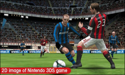 Pro Evolution Soccer 2011 3D - 5