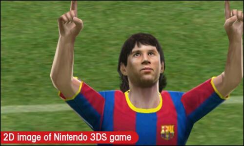 Pro Evolution Soccer 2011 3D - 7