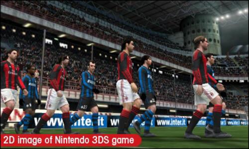 Pro Evolution Soccer 2011 3D - 8