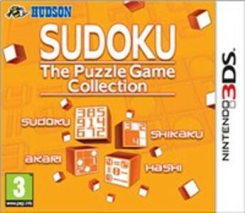 Sudoku: The Puzzle Game Collection - 3DS