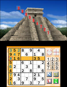 Sudoku: The Puzzle Game Collection - 3DS - 5