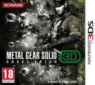 Videogiochi Nintendo 3DS Metal Gear Solid Snake Eater 3D