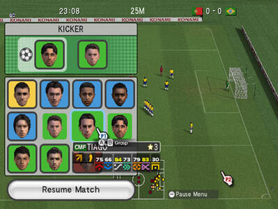 Pro Evolution Soccer 2008 - 2