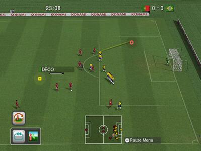 Pro Evolution Soccer 2008 - 3