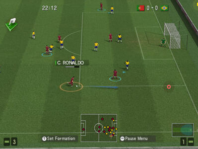 Pro Evolution Soccer 2008 - 5