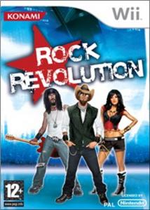 Videogioco Rock Revolution Nintendo WII 0
