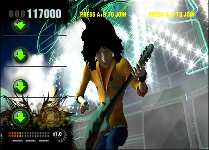 Videogioco Rock Revolution Nintendo WII 3