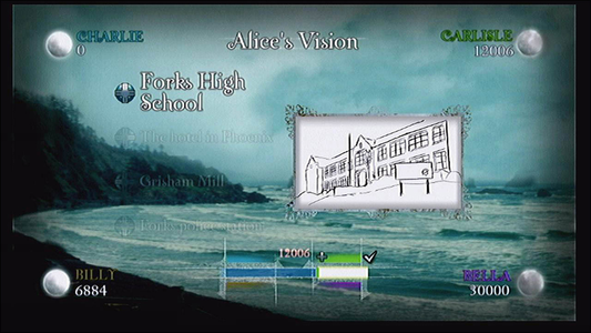 Videogioco Scene It? Twilight Nintendo WII 1