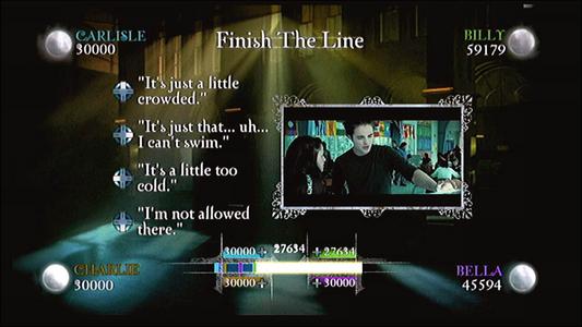 Videogioco Scene It? Twilight Nintendo WII 3