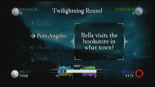 Videogioco Scene It? Twilight Nintendo WII 7