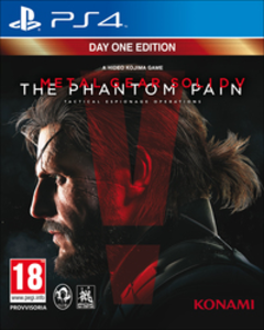 Videogioco Metal Gear Solid V: The Phantom Pain Collector's Edition PlayStation4 0