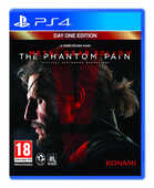 Videogiochi PlayStation4 Metal Gear Solid V: The Phantom Pain Day One Edition