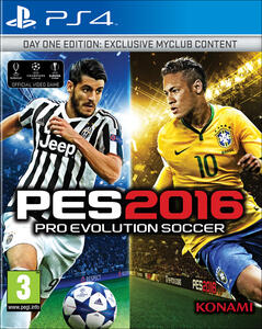 PES 2016 Pro Evolution Soccer Day One Edition - 2