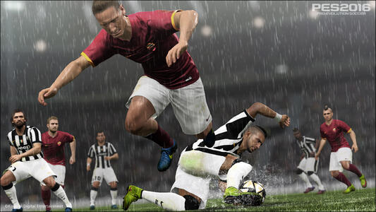 PES 2016 Pro Evolution Soccer Day One Edition - 5