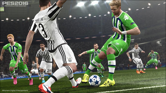 PES 2016 Pro Evolution Soccer Day One Edition - 10