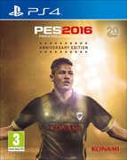 Videogiochi PlayStation4 PES 2016 Pro Evolution Soccer 20th Anniversary Edition