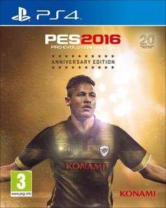 Videogioco PES 2016 Pro Evolution Soccer 20th Anniversary Edition PlayStation4 0