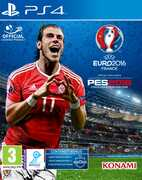 Videogiochi PlayStation4 UEFA Euro 2016 (include PES 2016)