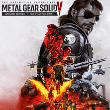 Sony Metal Gear Solid V: The Definitive Experience, PS4 videogioco PlayStation 4