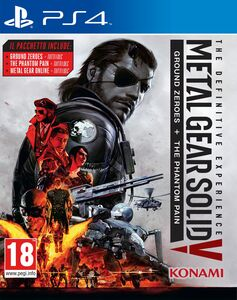 Videogioco Metal Gear Solid V: The Definitive Experience - PS4 PlayStation4 0