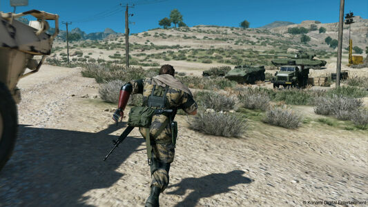 Videogioco Metal Gear Solid V: The Definitive Experience - PS4 PlayStation4 4